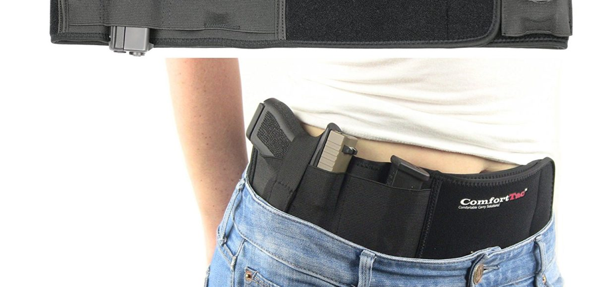 $20 ComfortTac Ultimate Belly Band Holster for Concealed